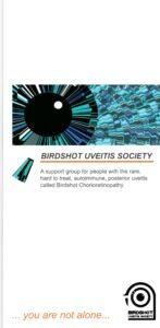 Birdshot leaflet