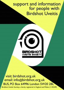Birdshot Uveitis Society Poster